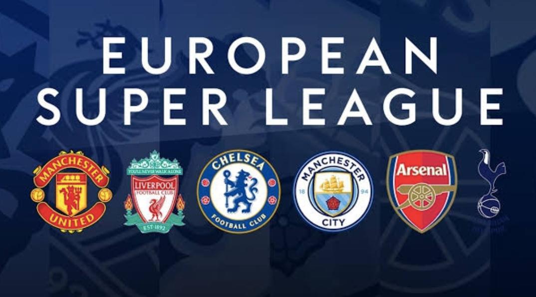 BTC Premier League lên tiếng về giải đấu European Super League.