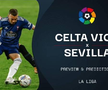 Nhận định bóng đá Celta Vigo vs Sevilla, 02h00 ngày 13/4
