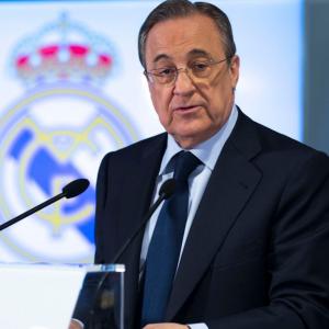 Florentino Perez tái đắc cử chủ tịch Real Madrid