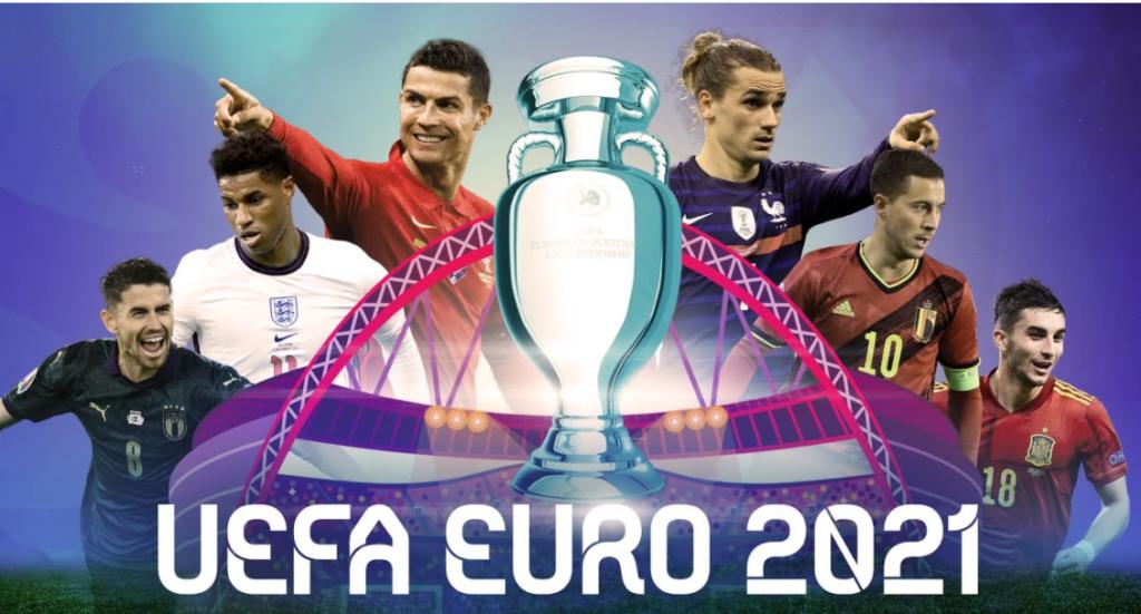 Lịch thi đấu bóng đá EURO 2021