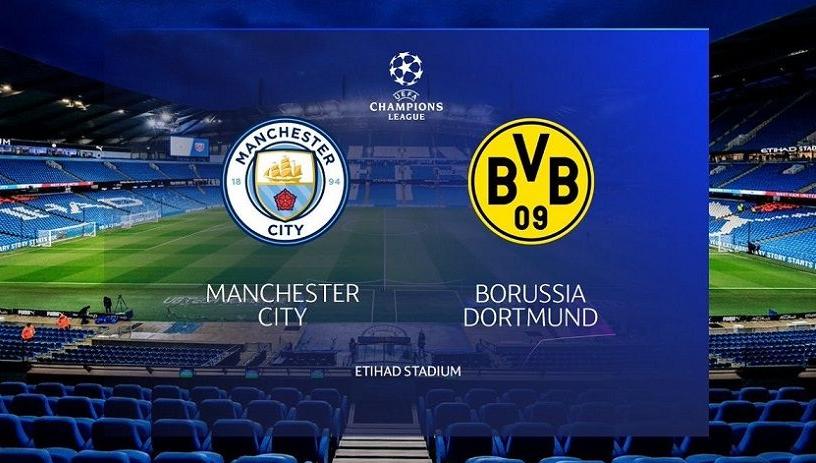 Nhận định Man City vs Dortmund tại tứ kết Champions League