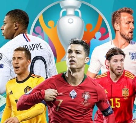 Lịch thi đấu EURO 2020 mùa giải 2021