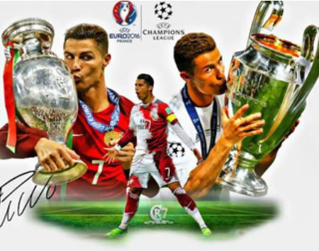Cầu thủ nào từng giành cú đúp với Champions League và Euro?