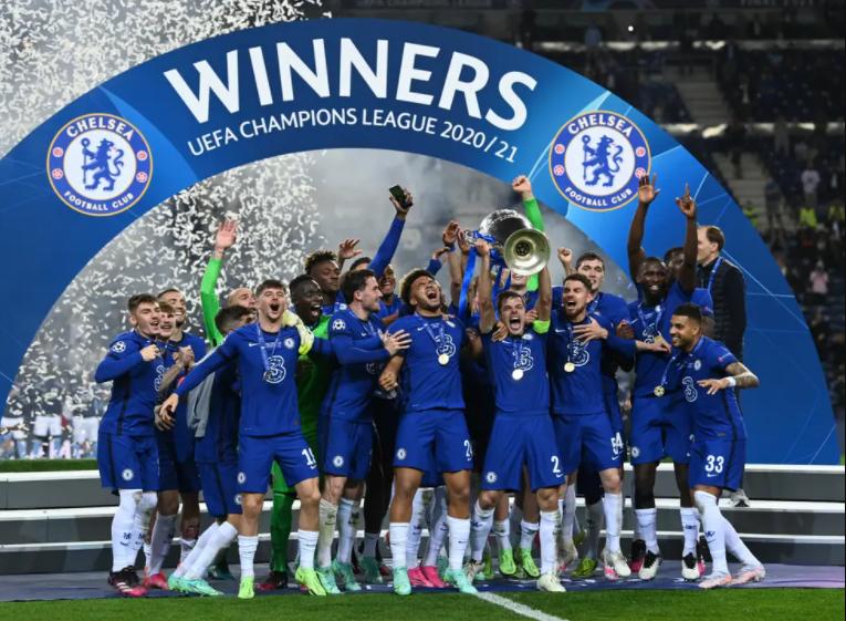 Đánh bại Man City, Chelsea vô địch Champions League lần thứ 2