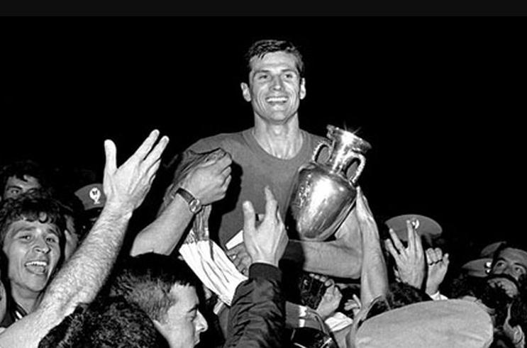 Lịch sử Euro 1968