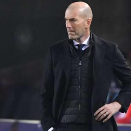 TIN HOT: HLV Zidane chia tay Real Madrid thêm lần nữa