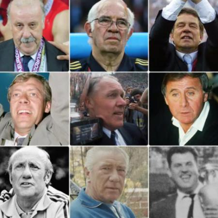 Các huấn luyện viên từng vô địch EURO