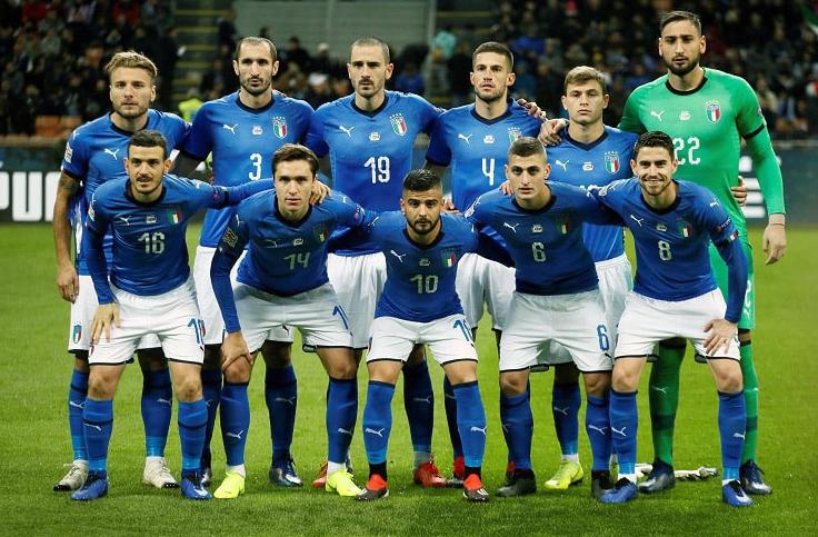 Tin thể thao Euro: Italia bắt buộc các cầu thủ tiêm vaccine Covid-19