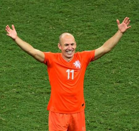Tin thể thao Euro 2020: Lão tướng Arjen Robben trở lại