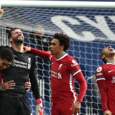 TIN HOT Ngoại hạng Anh: Liverpool thắng nhờ thủ môn ghi bàn ở phút thứ 95