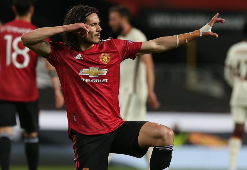 MU thắng tưng bừng AS Roma trên sân nhà