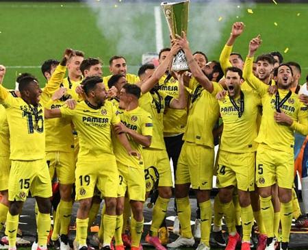 TIN HOT: MU thua Villarreal trong trận chung kết Europa League