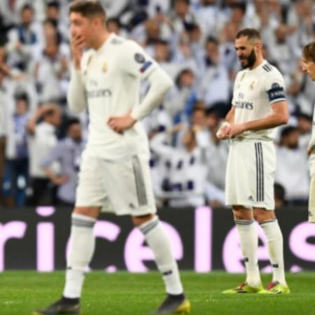 Real Madrid bị loại khỏi Champions League