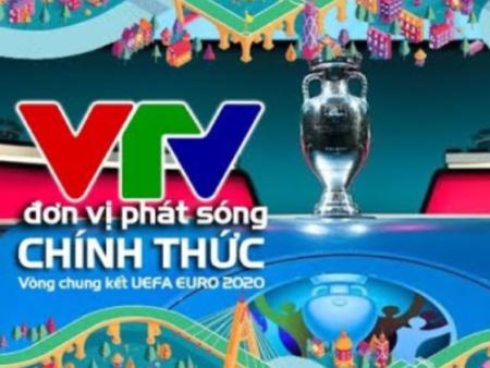 Tin tức bóng đá Euro: VTV sở hữu bản quyền phát sóng EURO 2020 tại Việt Nam