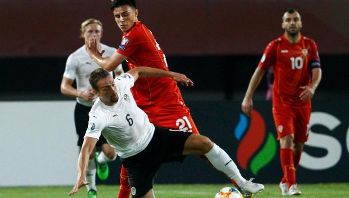 Nhận định Euro: Kết quả trận đấu giữa Áo vs Bắc Macedonia