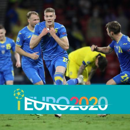 Highlights Euro 2020: Thụy Điển vs Ukraine