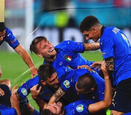 Tin tức Euro mới nhất: Italia trở thành đội đầu tiên lọt vào vòng 1/8
