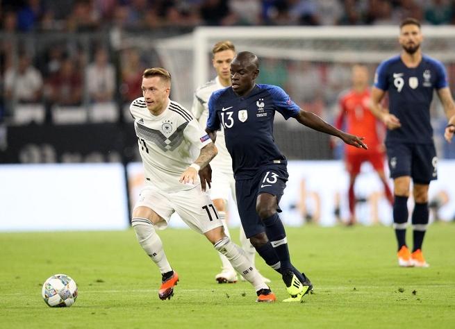 Nhận định Euro: Kết quả trận đấu của Pháp vs Đức