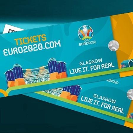 Tin tức Euro: Thông báo của UEFA về việc bán vé Euro 2020