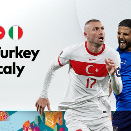 Nhận định Euro: Kết quả trận đấu Ý và Thổ Nhĩ Kỳ
