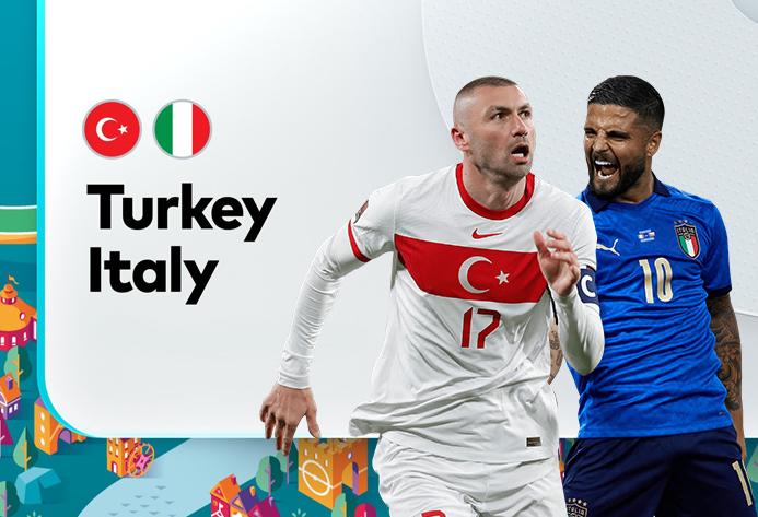 Nhận định Euro: Kết quả trận đấu Ý và Thổ Nhĩ
