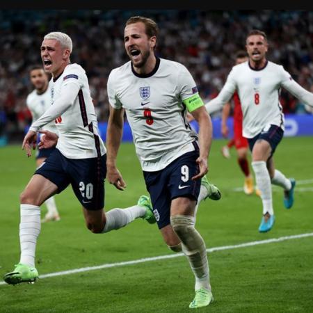 Anh vs Đan Mạch, chiến thắng tranh cãi trên chấm phạt đền