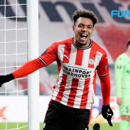 Dortmund chiêu mộ thành công tiền đạo Donyell Malen