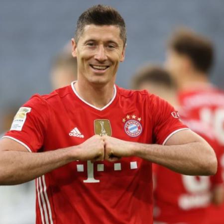 Chelsea thất bại trong việc mua Lewandowski