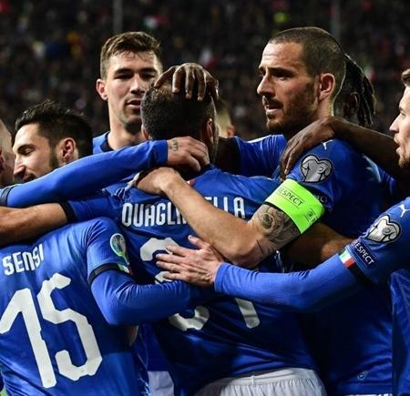 Đội hình dự kiến của tuyển Ý trong trận chung kết Euro 2020