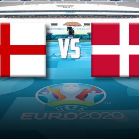 Đường đến bán kết Euro 2020 của Đan Mạch và Anh