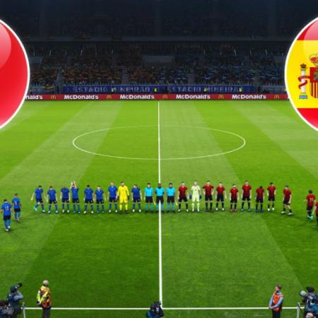 Đường đến bán kết Euro 2020 của Ý và Tây Ban Nha