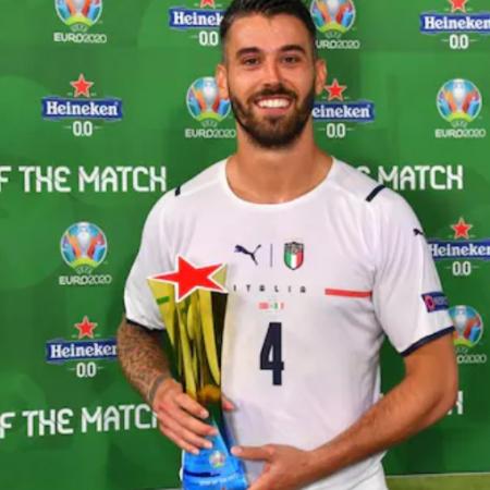 Tin tức bên lề Euro 2020: Italia mất đi sự phục vụ của Spinazzola
