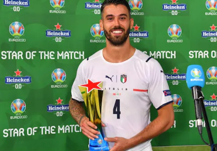 Tin tức bên lề Euro 2020: Italia mất đi sự phục vụ của Spinazzola.