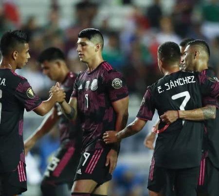 Kết quả trận đấu giữa Mexico vs El Salvador