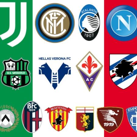 Lịch thi đấu Serie A mùa giải 2021/2022 ( từ ngày 22/8 đến 22/9)