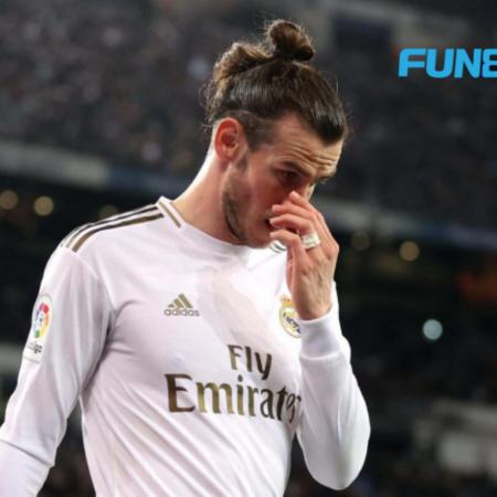 Real muốn tước số áo 11 của Gareth Bale