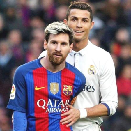 Ronaldo nhắn tin chúc mừng Messi vô địch Copa America