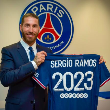 TIN HOT: Sergio Ramos chính thức gia nhập PSG