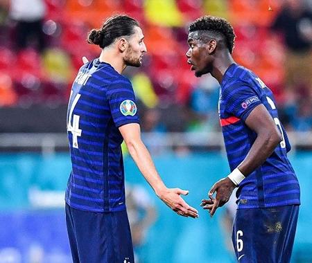 Tại sao Pháp thất bại tại Euro 2020?