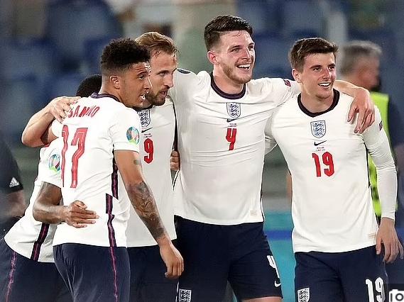 Euro 2020: Tin chấn thương của đội tuyển Anh trước cuộc chạm trán với Ý