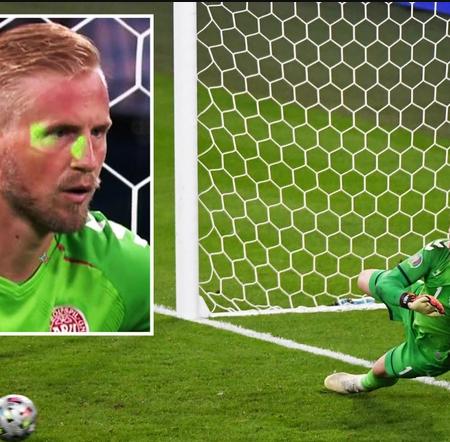 UEFA đưa ra cáo buộc với đội tuyển Anh về hành vi của CĐV trong trận đấu với Đan Mạch