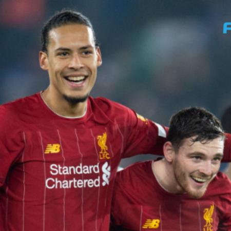 Virgil van Dijk trở lại thi đấu cho Liverpool