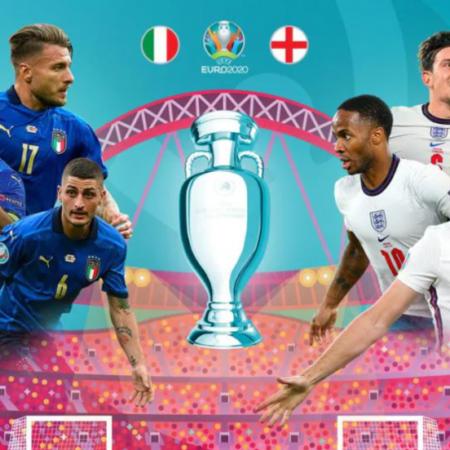 Ý vs Anh: Dự đoán kết quả trận đấu chung kết Euro 2020