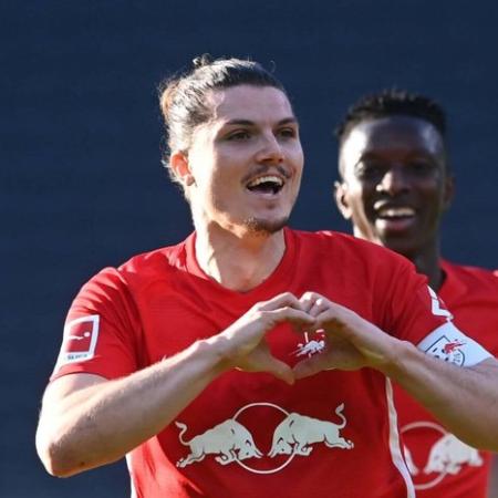 Marcel Sabitzer trở thành tiền vệ của Bayern Munich