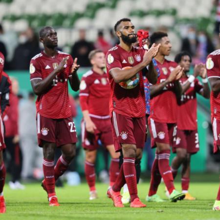 Bayern hủy diệt Bremer SV bằng 12 bàn thắng