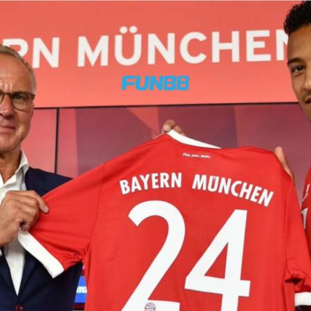 Bayern muốn bán Corentin Tolisso với giá rẻ