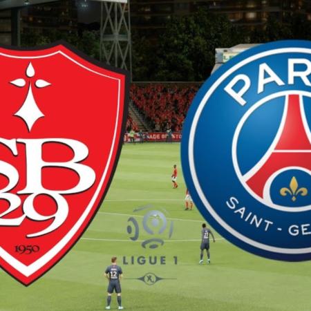 Lịch thi đấu bóng đá Pháp hôm nay: Brest vs PSG -2h00, ngày 21/8