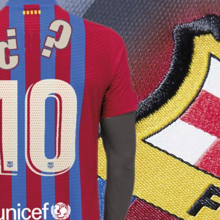 Các ngôi sao Barca từ chối khoác chiếc áo số 10
