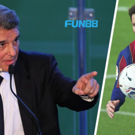 """Joan Laporta bị chỉ trích vì """"thoải mái"""" đi ăn hải sản sau khi chia tay Messi"""