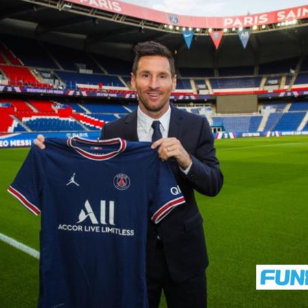 PSG chính thức có được chữ ký của Lionel Messi